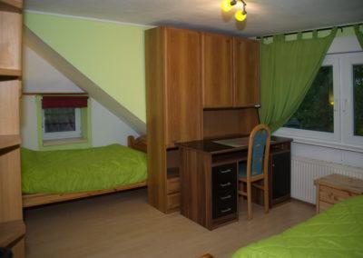 Jugendzimmer mit 2 Einzelbetten - Foto © Katharina Hansen-Gluschitz