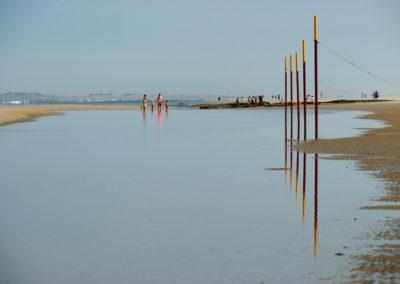 Am Strand von Langeoog - Foto © Katharina Hansen-Gluschitz