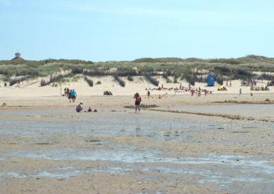 Strand von Langeoog - Foto © Katharina Hansen-Gluschitz